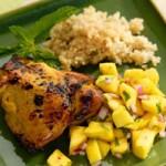 curried-chicken-with-mango-salad