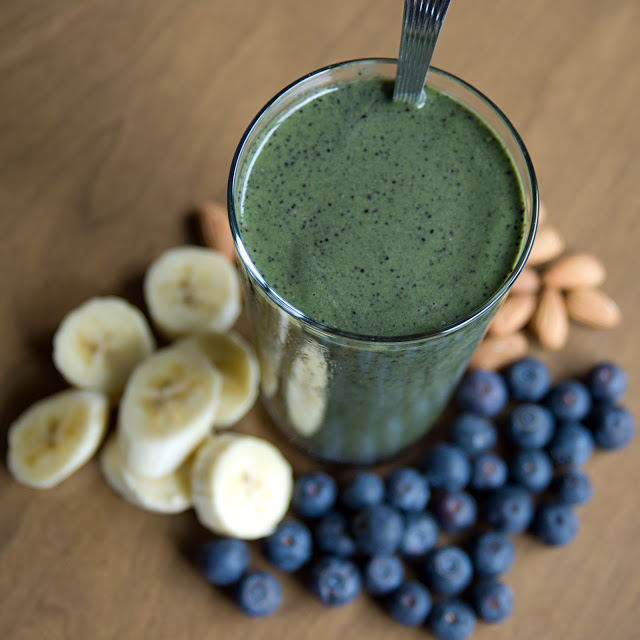 healthy smoothies with spinach and fruit how many fruits and veggies per day